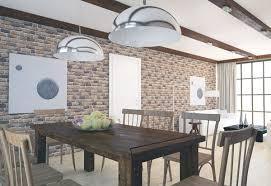 cuisine brique mur de brique dans sa cuisine une touche de design originale