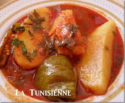 recettes de cuisine tunisienne market batata ragoût tunisien au poulet et pommes de terre