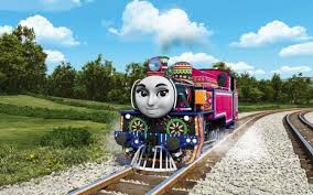 thomas tank engine aussie mate called shane