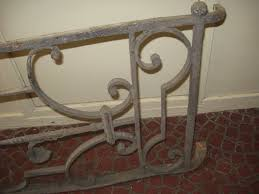 balcony 18th century french wrought iron for sale at 1stdibs