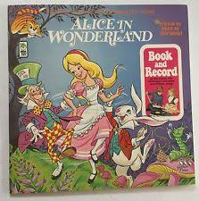 alice wonderland record ebay