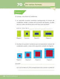libro de matematicas 6 grado sep 2016 2017 de varias formas bloque iv lección 70 apoyo primaria