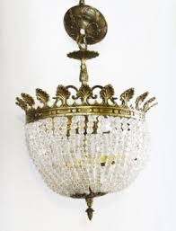 Basket Chandeliers French Empire Crystal Chandelier Foter