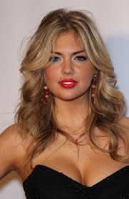 kate uptons hair colour kate upton her beautiful round face round faces deep set eyes