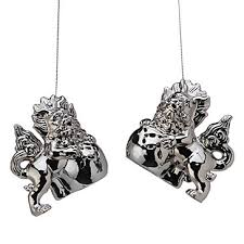 pictures of foo dogs foo dogs ornament set of 2 entryway chic collections z