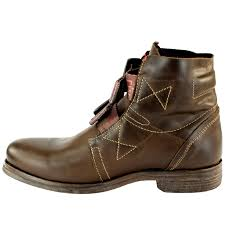 leather motorcycle riding boots womens fly london ska leather biker riding military boots ladies 3