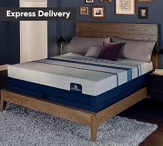 Serta Icomfort Bed Frame Icomfort Blue Max Touch 3000 14 Elite Plush Mattress
