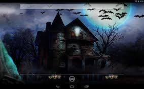 halloween background with purple halloween live wallpaper android apps on google play