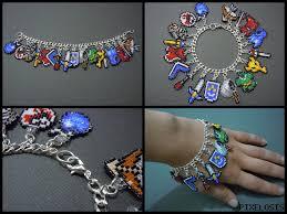 beads charm bracelet images Legend of zelda seed bead charm bracelet 1 by pixelosis jpg