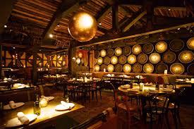 nyc u0027s 12 best hotel restaurants cbs new york mexican bar