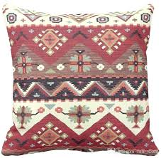 western throws for sofas southwest throw pillows queenannecannabis co