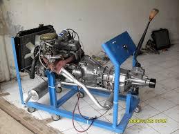 engine stand trainer mesin kijang 5k kolom rachmadji