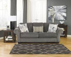 ashley furniture queen sleeper sofa makonnen charcoal queen sofa sleeper from ashley 7800039 coleman