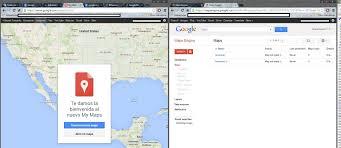 Google Maps Arizona by My Maps Vs Google Maps Engine Stack Overflow
