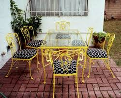beauteous iron outdoor furniture remodelling or other dining table