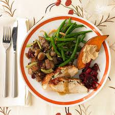 grocery list for the easiest thanksgiving dinner