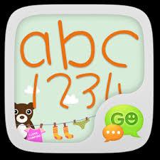 sms apk free yyblatin font for go sms pro 1 0 apk free personalization