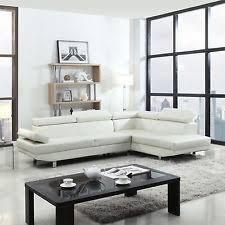 Living Room Sectional Sofa Sectional Sofas Loveseats And Chaises Ebay