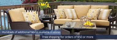patio cushions outdoor furniture great escape