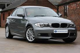 bmw m sport coupe bmw 1 series 120d m sport coupe 175 auto 1 owner low mileage 61