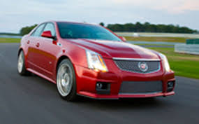 2009 cadillac cts v 2009 cadillac cts v test motor trend