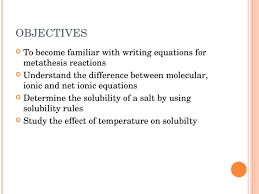 reactions in aqueous solutions worksheet the best and most