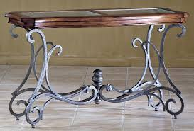 glass and metal console table decorative warm glass top console table u2013 house photos