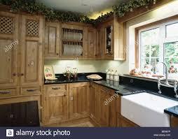 interiors traditional oak kitchens stock photos u0026 interiors