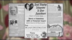 singing telegrams utah wirth breif history of s day utah