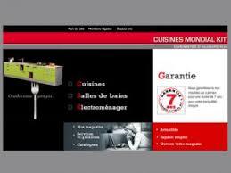 cuisine mondial mondial kit par maison