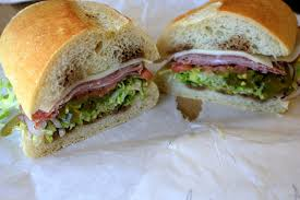 thanksgiving sub sandwich guide to 10 favorite sandwich shops south of san francisco bay