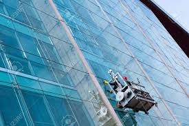 Window Cleaning Window Cleaners Stock Photo Picture And Royalty Free Image Image