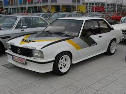 1975 opel manta opel ascona b rally cars for sale