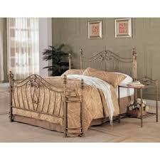 metal bedroom furniture for less overstock com