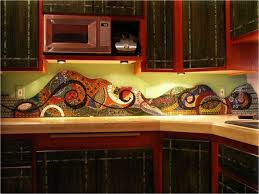 Mosaic Kitchen Backsplash by Download Mosaic Designs For Kitchen Backsplash Stabygutt