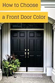 Paint Color Combinations Front Doors Front Door Color Scheme Pictures Front Door Ideas