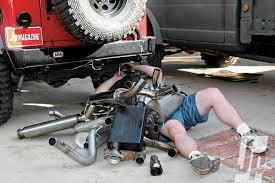 2001 jeep wrangler exhaust system jeep wrangler cat back exhaust shootout jp magazine