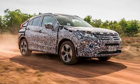2018 mitsubishi eclipse cross review prototype quick drive