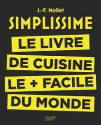 livre de cuisine gratuit simplissime le livre de cuisine le facile du monde pdf