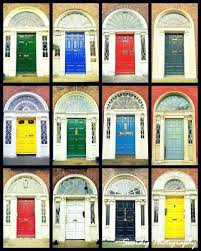 door photography dublin doors irish doors georgian doors