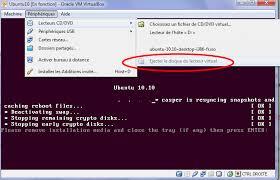 ubuntu bureau virtuel installer ubuntu dans virtualbox sur windows algorithmique et