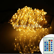aliexpress buy 99ft 30m 300 leds silver wire warm white led