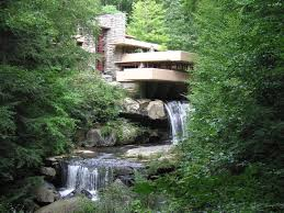 frank lloyd wright waterfall frank lloyd wright s fallingwater damaged from flooding archdaily