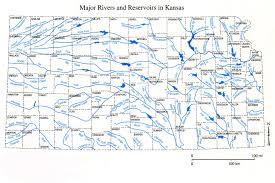 Kansas lakes images Kansas lakes and rivers geokansas jpg