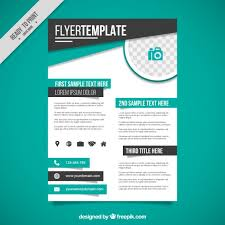 one page brochure template simple flyer template fieldstation co