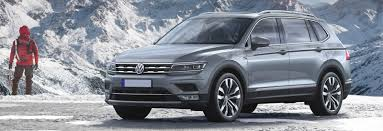 2017 vw tiguan 7 seater price specs release date carwow