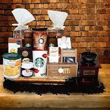 gift baskets delivered starbucks gift basket baskets delivered ideas walgreens etsustore