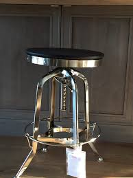 Restoration Hardware Bathroom Furniture by Furniture Restoration Hardware Maxwell Stool With Metal Legs For