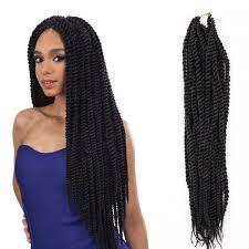 how to pretwist hair 18inch senegalese twist braid crochet hair twisting kanekalon hair