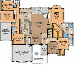 floor plans for large homes amazing house plans with large family rooms contemporary ideas